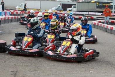 Школа картинга Apex Racing